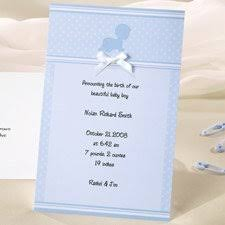 wilton crawling baby boy birth announcement cards 50