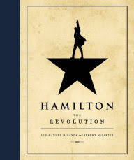 Find Barnes And Noble Hamilton The Revolution By Lin Manuel Miranda Jeremy Mccarter