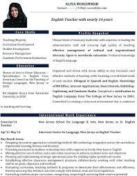teaching resume exles resume sle objective sle resume