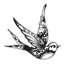 Barn Swallow Tattoo Designs 35 Best Lace Swallow Tattoo Designs Images On Pinterest Swallow
