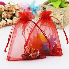 organza drawstring bags 500pcs 11x16cm organza drawstring gift bags pouch storage