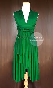 emerald green bridesmaid dress emerald green bridesmaid dress convertible dress infinity