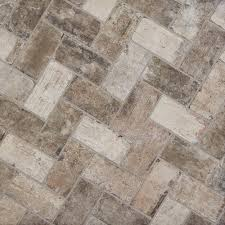 floor and decor tile new york soho brick look porcelain tile 4 x 8 100086917