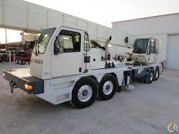 terex t780 low hours and low miles close to new condition