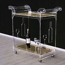 Bathroom Cart On Wheels by Online Get Cheap Acrylic Cart Aliexpress Com Alibaba Group