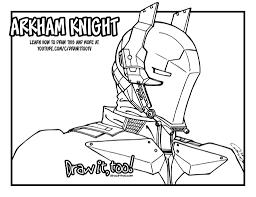 95 coloring pages batman arkham knight joker arkham knight