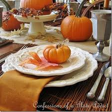confessions of a plate addict my rustic thanksgiving tablescape