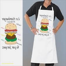tablier de cuisine original tablier de cuisine rigolo élégant tablier de cuisine motif hamburger