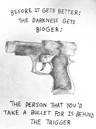 U Got It Bad Lyrics Before It Gets Better The Darkness Gets Bigger The Person That