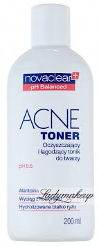 Toner Acne acne toner cleansing and soothing tonic acne skin