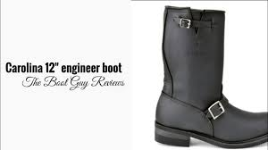 carolina 902 12 u201d domestic engineer boot the boot guy review