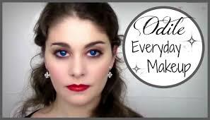 odile black swan everyday makeup tutorial kathryn morgan youtube