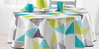 nappe de cuisine rectangulaire nappe cuisine ronde table de cuisine