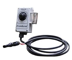 greenhouse thermostat fan control dc thermostat kit snap fan solar national air propulsion