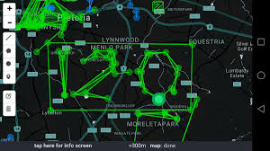 Ingress World Map by Fateofthe13 Twitter Search