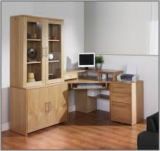 oak corner desks for home oak corner desks for home office desk home design ideas