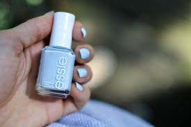 essie borrowed blue nail review olena