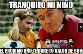 Memes De Messi - thebest los memes deja en rid祗culo a messi ante cristiano ronaldo