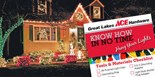 your lights great lakes ace hardware store