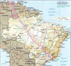 map of brasilia brazil 2000