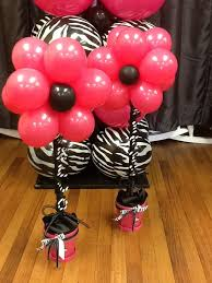 123 best balloons zebra print images on pinterest zebra print