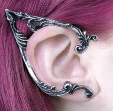 ear wrap alchemy arboreus ear wrap earring right buy online