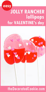 s day lollipops easy jolly rancher s day lollipops with store bought candy