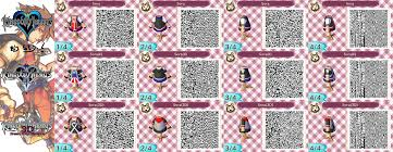 animal crossing new leaf qr code hairstyle ancl favourites by nero thedevilbringer on deviantart
