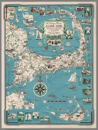 Nantucket Map Picture Chart Of Cape Cod Martha U0027s Vinyard And Nantucket David