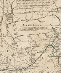 Ohio Map by 1776 Ohio Map