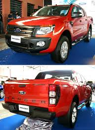 Ford Ranger Truck Decals - 2 x 4x4 logo emblems badge decals plate sticker ford ranger t6 xlt