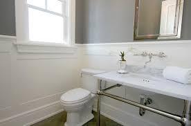 Bathroom With Wainscoting Ideas Wainscoting Bathroom Walls Loverelationshipsanddating Com