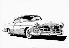 1955 chrysler 300c by aero hdt on deviantart