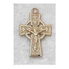 celtic crucifix celtic crucifix j8084 stella maris books