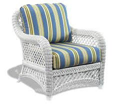 White Wicker Chair Lanai Wicker Paradise - Outdoor white wicker furniture