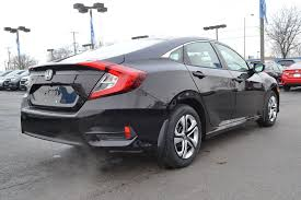 new 2017 honda civic sedan lx 4dr car near fort wayne 17549 don