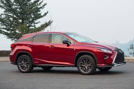 lexus rc awd 2016 lexus rx first drive review motor trend