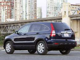 honda cr v 2007 pictures information u0026 specs