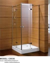 china whirlpool steam massage tempered glass bathroom shower