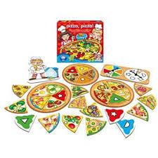 jeux de cuisine de pizza de orchard toys orch060 jeu d imitation cuisine pizza pizza