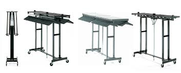 surprising portable folding coat rack rak home designs