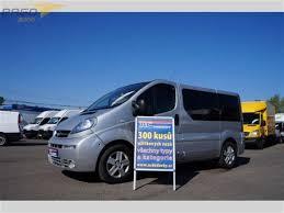 opel vivaro 2005 prodej opel vivaro life tour 2 5 cdti klima malý autobus rok 2005