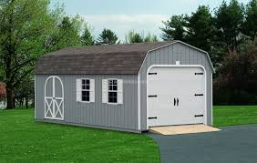 Barn Sheds Traditional Garages Amish Mike Amish Sheds Amish Barns Sheds