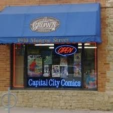 Capital City Awning Capital City Comics 15 Reviews Comic Books 1910 Monroe St