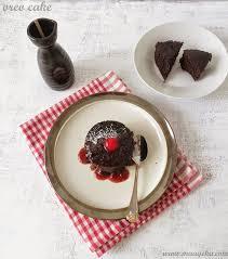 microwave oreo cake maayeka