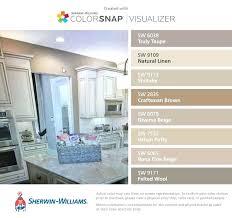 sherwin williams practical beige 4848