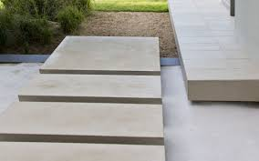 Large Pavers For Patio by Modern Concrete Paver Walkway Ideas