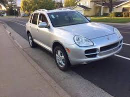 porsche cayenne 2005 turbo used 2005 porsche cayenne for sale pricing features edmunds
