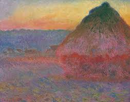 Purple Paint Law by Christie U0027s Sells Monet Painting For 81 4 Million Wsj