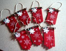 shoregirl u0027s creations popsicle stick sleds christmas ornaments